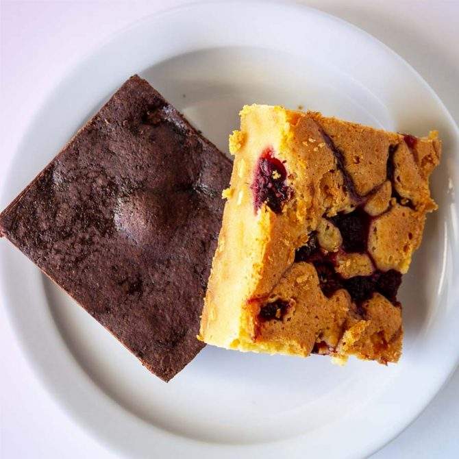 Browniesand Blondies