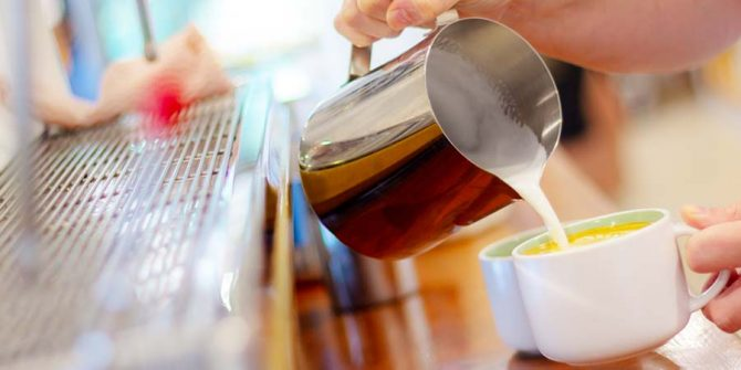 Italian Barista Coffee