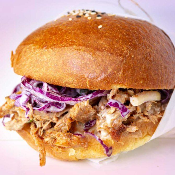 Sandwich Pulled Pork 5659